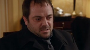 Crowley, suffering from withdrawal