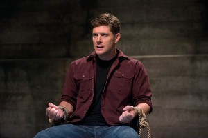 Dean (Jensen Ackles) is not sure he wants his humanity restored