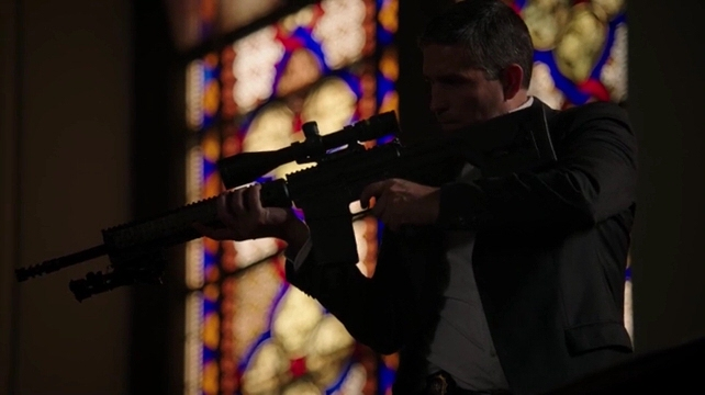 "Review Person Of Interest ""Cold War"""
