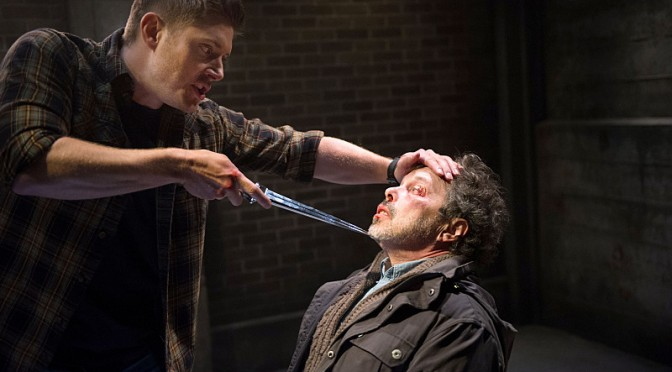 """Preview SUPERNATURAL 10.10  """"The Hunter Games """""""