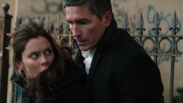 "Review Person of Interest  4.15 ""Q & A"""