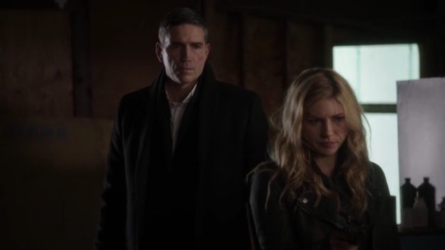 "Review PERSON OF INTEREST 4.18 ""Skip"""