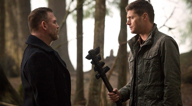 "Review of SUPERNATURAL 10.19 ""The Werther Project"""