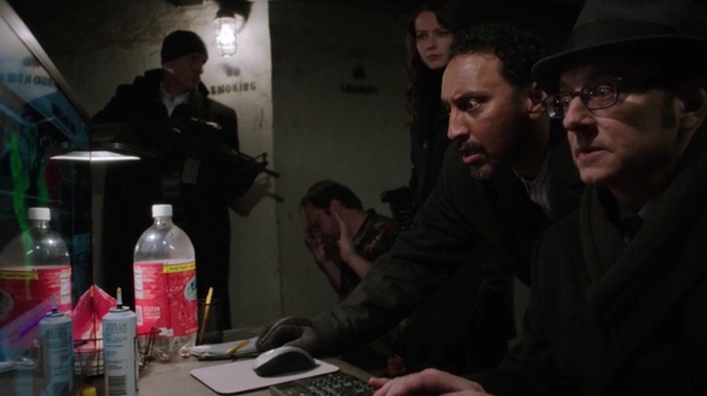 "Review Person of Interest 4.19 ""Search & Destroy"""