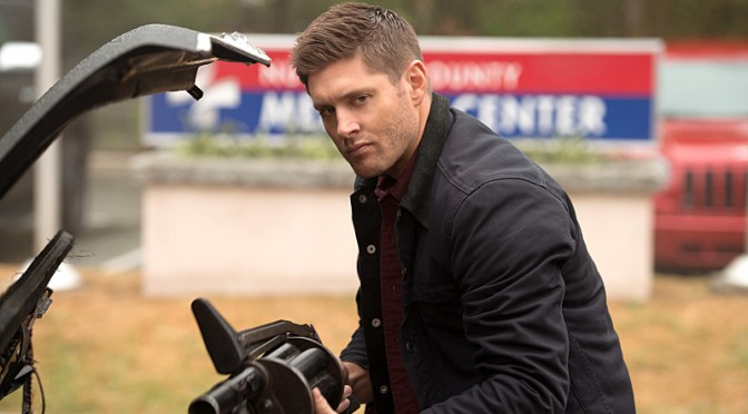 "Preview SUPERNATURAL Season 11 Premier  ""Out of the Darkness, Into the Fire"""