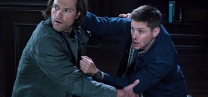Sam and Dean face the banshee