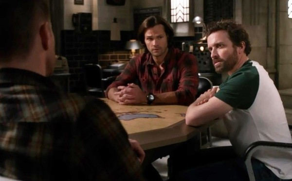 "Angie's review of ""Supernatural: All in the Family"""