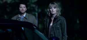 Cas and Mary